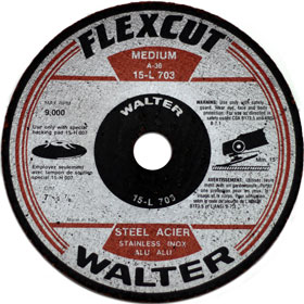 1973- first flexcut wheel