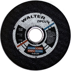 1986 - ZIPCUT cutting wheel