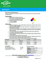 Technical Datasheet - BIO-RUST