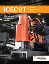Icecut core cutting system