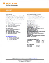 Technical Datasheet - ICECUT