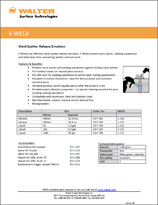 Technical Datasheet - E-WELD