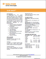 Technical Datasheet - SLAP SHOT