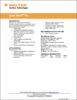 Technical Datasheet - SLAP SHOT PL