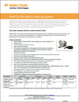 Technical Datasheet - SURFOX 204