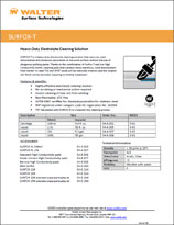 Technical Datasheet - SURFOX-T