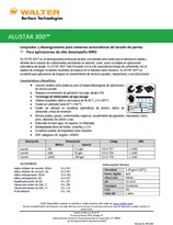 Technical Datasheet - ALUSTAR 300