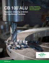 Product Sheet - CB 100 Alu