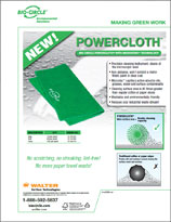 Product Sheet - Power Cloth