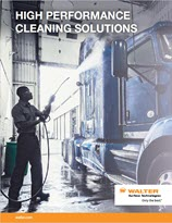 Product Sheet - High Performance Cleaning Solutions