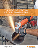 New corded Grinders